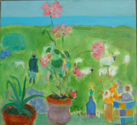 geranium by anne campbell