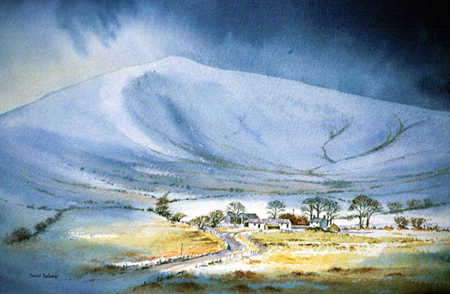 painting by David Bellamy